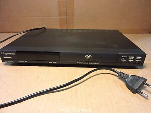 CyberHome CIS CH-DVD 452 DVD Video Player MP3 Dolby Digital EXCL REMOTE