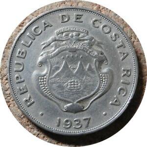 elf Costa Rica 1 Colon 1937
