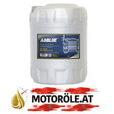 20l (1x20) Liter MANNOL ADBLUE Abgasreinigung/ SCR Harnstofflösung ISO 22241-1