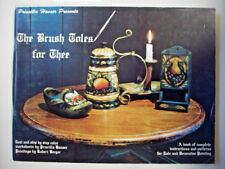 The Brush Toles for Thee Hauser decorative tole painting patterns instruction