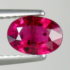 0.94 ct  SHIMMERING_TOP LUSTROUS_PINKISH RED NATURAL RUBY OVAL_ 2570 DIA Box