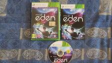 XBOX 360 : CHILD OF EDEN - Completo, ITA ! Il futuro è nelle tue mani !