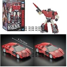 Transformers SIEGE War for Cybertron Deluxe Class Autobot Sideswipe NEW! SEALED!