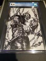 Dark Nights: Metal #5 (DC) Dell'Otto Sketch Variant CGC Graded 9.6 Free Shipping