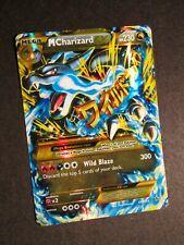 LP MEGA Pokemon M CHARIZARD EX Card FLASHFIRE Set 108/106 XY Secret Rare AP