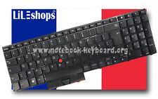 Clavier Français Original Pour Lenovo ThinkPad Edge E520 E525 NEUF