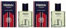 Hattric Classik After Shave Glasflasche nach der Rasur 2x200ml (128 )