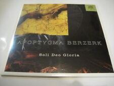 Apoptygma BERZERK-soli Deo GLORIA 2LPS SIGILLATO ORIGINALE 2011