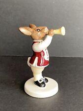 """Bunnykins Figurines """"Harry the Herald�"""