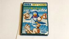 DokiDoki Penguin Land SEGA SC-3000 Card Mark 3,SG-1000 Game My Card set-a317-