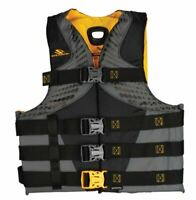 Stearns L/XL Adult Infinity Antimicrobial Mens Life Jacket Wakeboard Vest