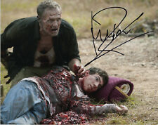 MICHAEL ROOKER - Signed 10x8 Photograph - TV - THE WALKING DEAD