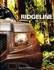 2010 Honda Ridgeline Truck 22-page BIG Original Car Sales Brochure Catalog