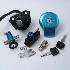 Ignition Switch Gas Cap Cover Lock Key Set For Yamaha Virago XV250 XV125 240 535