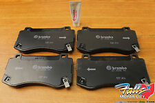 05-2011 Chrysler 300 Dodge Challenger Charger SRT Front Brembo Brake Pads OEM