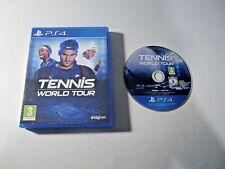 Tennis World Tour Sony PS4