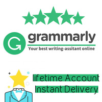   SALE   GRAMMARLY PREMIUM LIFETIME ACCOUNT [FAST DELIVERY] 100% GUARANTEED