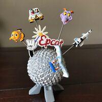 Walt Disney World Epcot Spaceship Earth Ball Picture Holder Nemo Soarin' Figment