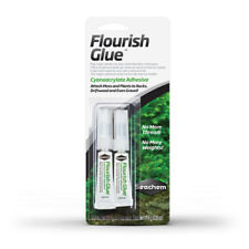Seachem Flourish Glue Attach Plants & Moss to Wood and Rocks Aquarium Fish Tank