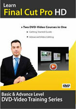 Apple Final Cut Pro HD Training Course Basic & Advanced
