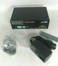 Leviton N0501-2 Protocol Converter Auto Sequence Control Device, MPX/DMX to CMX