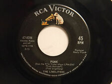 The Limeliters 45 FUNK / WHO WILL BUY? ~ RCA VG++