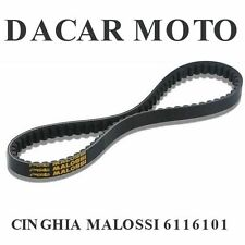 6116101 CINGHIA MALOSSI MALAGUTI PHANTOM MAX 125 4T LC (YAMAHA)