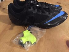 Nike Zoom Rival S 7 Men's Track Spikes Style 616313-004 Size 10.5 Msrp $65 Black