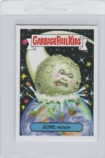 Garbage Pail Kids June Moon 17b GPK 2017 Adam Geddon trading card sticker