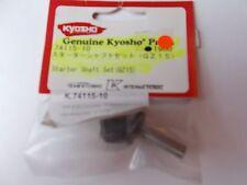 KYOSHO 74115-10 STARTER SHAFT SET (GZ15)