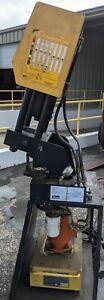 Parker Parkrimp 2 Hose End Crimp Machine-Used; 230v/1