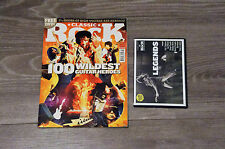 Classic Rock Magazine Issue 104, April 2007, with dvd