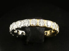 Henrich & Denzel Brillant Memory Ring ca. 2,00ct 750/- Gelbgold & 950/- Platin