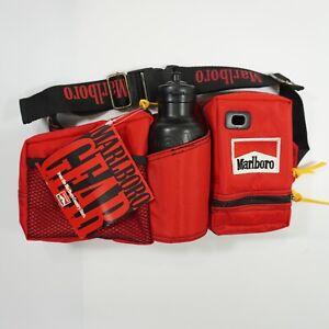 NWT Marlboro 1994 Vintage Waist Bag, Belt Bag Fanny Pack Crossbody Travel Hiking