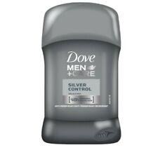 Dove Men + Care Non-Irritant Deodorant, Cool Silver 50 ml (3pack)