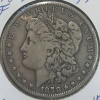 "1878 7TF REV '79  ""VAM""   **** MORGAN DOLLAR ****  L@@K AT PICTURES!!!!!   #1550"