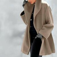 Herbst Wolle Kurz Mantel Jacke Parka Jacken Übergangsjacke sofort lieferbar B923
