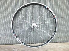 Clincher Front Wheel, 700c, Formura Hub 100