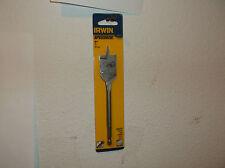 """IRWIN 1"""" (25,4 mm) SPEEDBOR SPAD DRILL BIT"""