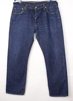 Levi's Strauss & Co Hommes 501 Jeans Coupe Droite Taille W36 L30 BCZ9