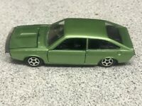 Vintage Norev Jet Car Sb 1/43 - Renault 15 Ts Green unboxed playworn