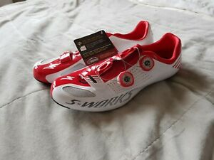 Specialized S-Works Road Cycling Shoes (Size 44) 3 bolt (relisted)