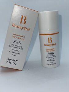 BeautyStat Universal C Skin Refiner All Skins 30ml 1 oz. NEW in BOX SEALED