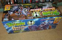 Todd McFarlane's Spawn BATTLE HORSE w/ Special Edition MEDIEVAL SPAWN NEW in box