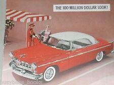 1955 Chrysler ad, Chrysler Windsor Deluxe Nassau