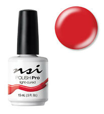 NSI Polish Pro Gel Color Polish Scarle - 15 mL / .5 Fl. Oz (N0033)