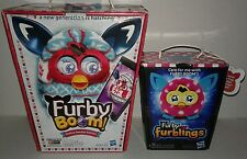 Furby Boom Festive Sweater Edition and Furby Furbling NIB