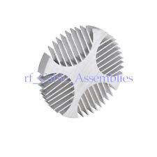 3x LED Radiator Aluminum Heatsink Round for LED Lightings,Amplifier,Industrial,