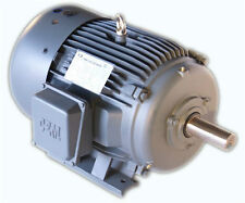 On Sale!!! Cast Iron AC Motor 100HP 1800RPM 405T 3Phase TEFC 1Yr Warranty
