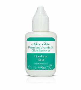 Glue Remover Vitamin E 20ml for Eyelash Extension